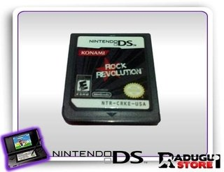 Rock Revolution Original Nintendo Ds