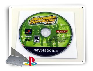 Karaoke Revolution Party Original Playstation 2 Ps2