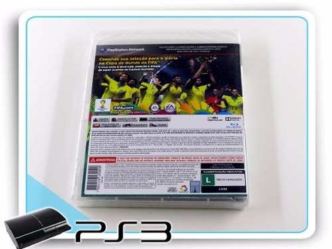 Copa Do Mundo Da Fifa Brasil 2014 Playstation 3 Novo PS3 - comprar online