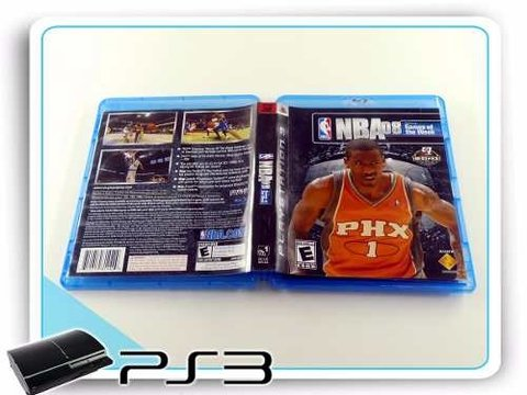 Nba 08 Original Playstation 3 PS3 na internet