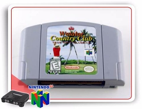 Waialae Country Club Original Nintendo 64 N64