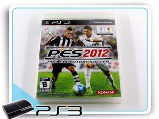 Pes 2012 Original Playstation 3 Ps3