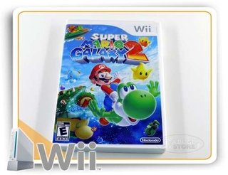 Super Mario Galaxy 2 Original Nintendo Wii