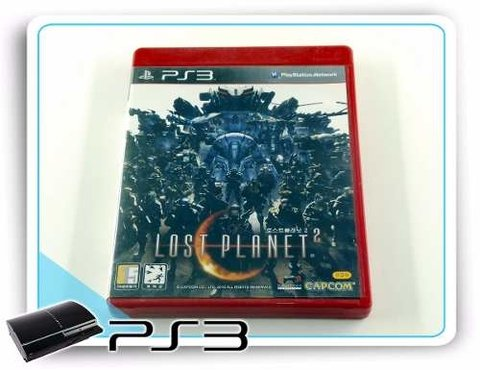 Lost Planet 2 Original Playstation 3 PS3