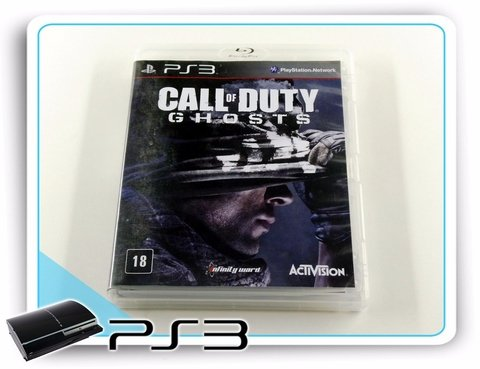 Call Of Duty Ghosts Original Playstation 3 Ps3