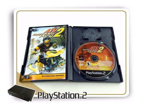 Atv Offroad Fury 2 Original Playstation 2 PS2 na internet