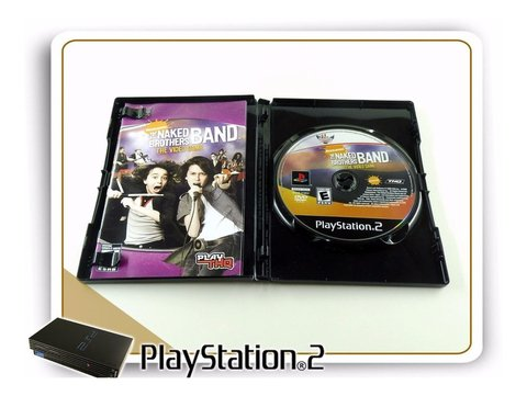 The Naked Brothers Band Original Playstation 2 PS2 na internet