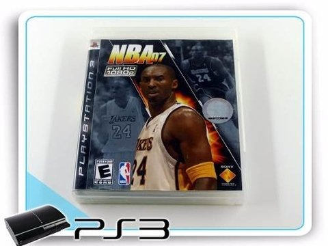 Nba 07 Original Playstation 3 PS3