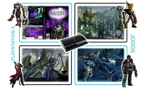 Darksiders 2 Original Playstation 3 PS3 Limited Edition - Radugui Store