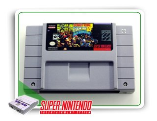 Donkey Kong Country 2 Original Super Nintendo Snes
