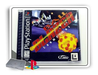 Ball Blazer Original Playstation 1 Ps1
