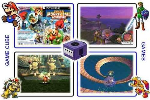 Super Monkey Ball Adventure Original Gamecube - Radugui Store