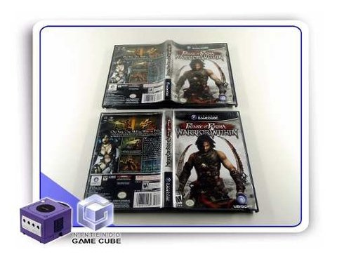 Prince Of Persia Warrior Within Original Gamecube - comprar online