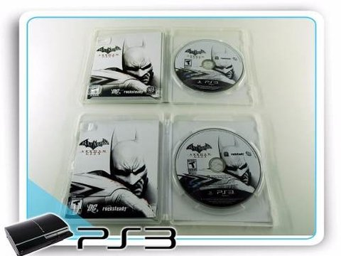 Batman Arkham City Original Playstation 3 PS3 - comprar online
