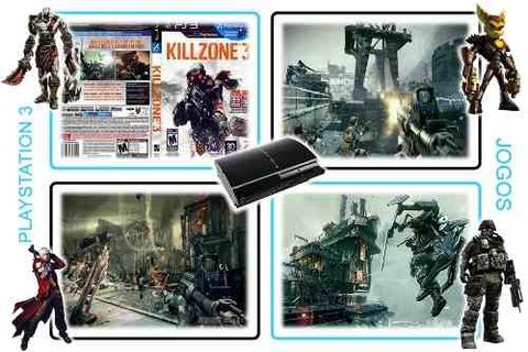 Killzone 3 Original Playstation 3 PS3 - Radugui Store