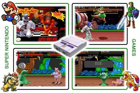 Clayfighter Original Super Nintendo Snes - Radugui Store