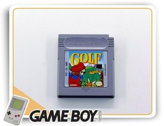 Golf Original Nintendo Game Boy
