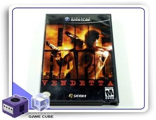 Die Hard Vendetta Original Nintendo Gamecube