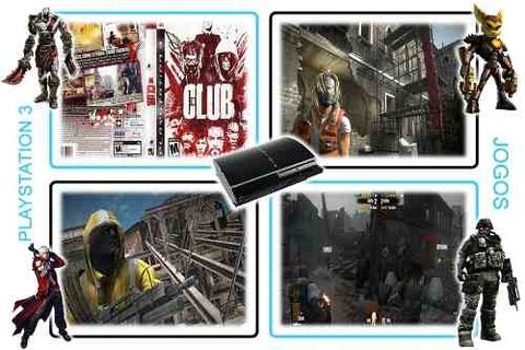 The Club Original Playstation 3 PS3 - Radugui Store