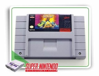 Rock N Roll Racing Original Super Nintendo Snes
