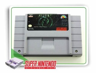 Alien 3 Super Nintendo Snes Original
