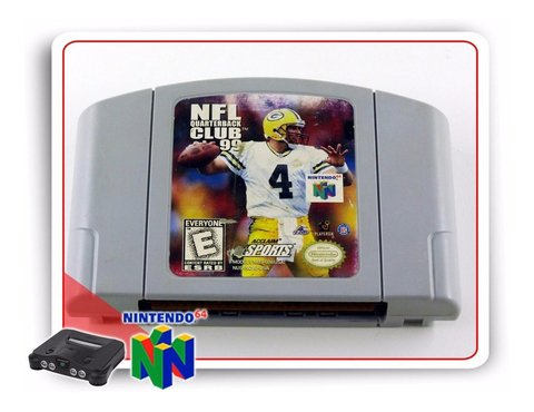 Nfl Quarterback Club 99 Original Nintendo 64 N64