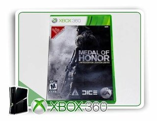 Medal Of Honor Original Xbox 360 - Mídia Física