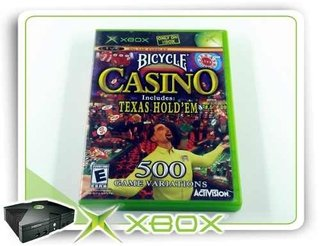 Bicycle Casino Original Xbox Clássico