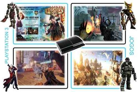Bioshock Infinite Original Playstation 3 PS3 - Radugui Store