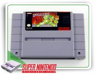 Battle Clash Original Snes Super Nintendo
