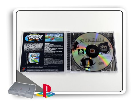 Crime Killer Original Playstation 1 Ps1 - comprar online