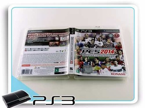 Pes 2014 Original Playstation 3 PS3 - comprar online