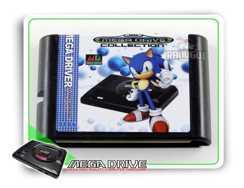 Cartucho Everdrive China Version Para Mega Drive + 8gb - comprar online