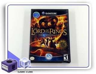 The Lord Of The Rings The Third Age Original Gamecube