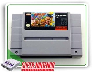 The Legend Of Mystical Ninja Original Super Nintendo Snes