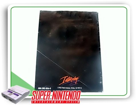 Manual Claymates Original Super Nintendo Snes - comprar online