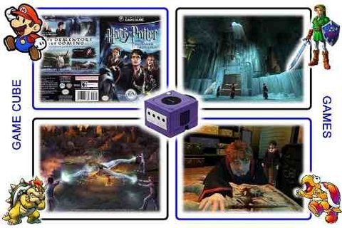 Harry Potter And The Prisoner Azkaban Original Gamecube - Radugui Store