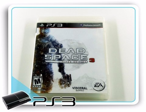 Dead Space 3 Limited Edition Original Playstation 3 Ps3