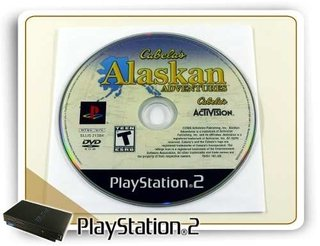 Cabelas Alaskan Adventures Original Playstation 2 Ps2