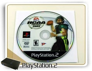 Ncaa Football 2003 Original Playstation 2 Ps2