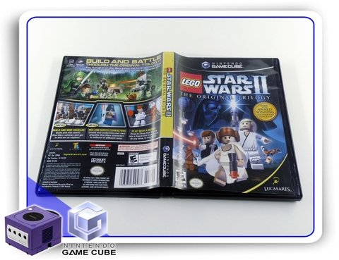 Lego Star Wars 2 The Original Trilogy Gamecube Original - comprar online