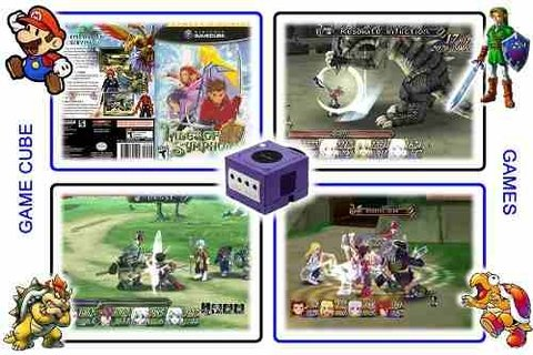 Tales Of Symphonia Original Game Cube - Radugui Store