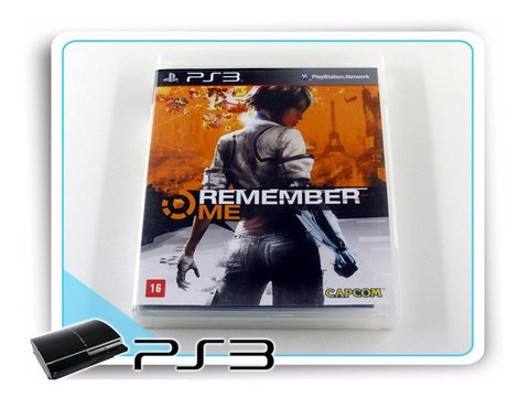 Remember Me Original Playstation 3 PS3