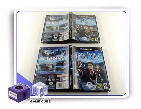 Harry Potter And The Prisoner Azkaban Original Gamecube - comprar online