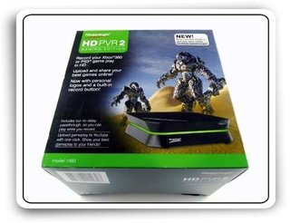 Placa De Captura Hauppauge Hd Pvr 2 Gaming Edition Bivolt