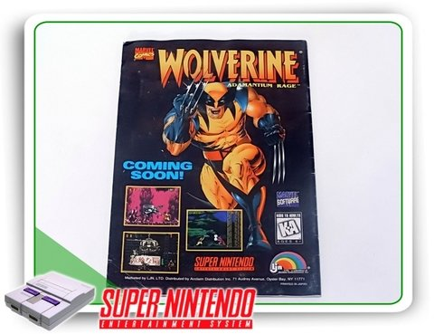 Manual Wwf Raw Original Snes Super Nintendo - comprar online