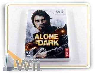 Alone In The Dark Original Nintendo Wii