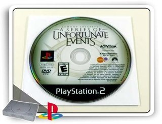 Lemony Snickets A Series Of Unfortunate Events Original Ps2