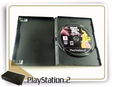 Grand Theft Auto Vice City Original Playstation 2 PS2 na internet