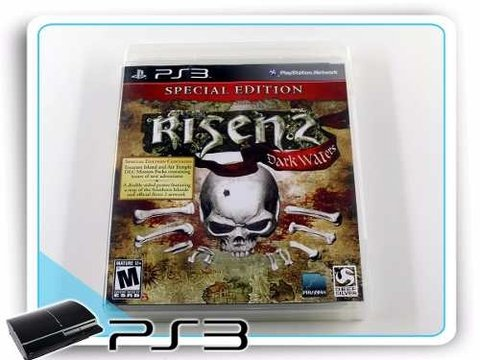 Risen 2 Dark Waters Orig. Playstation 3 Special Edition PS3